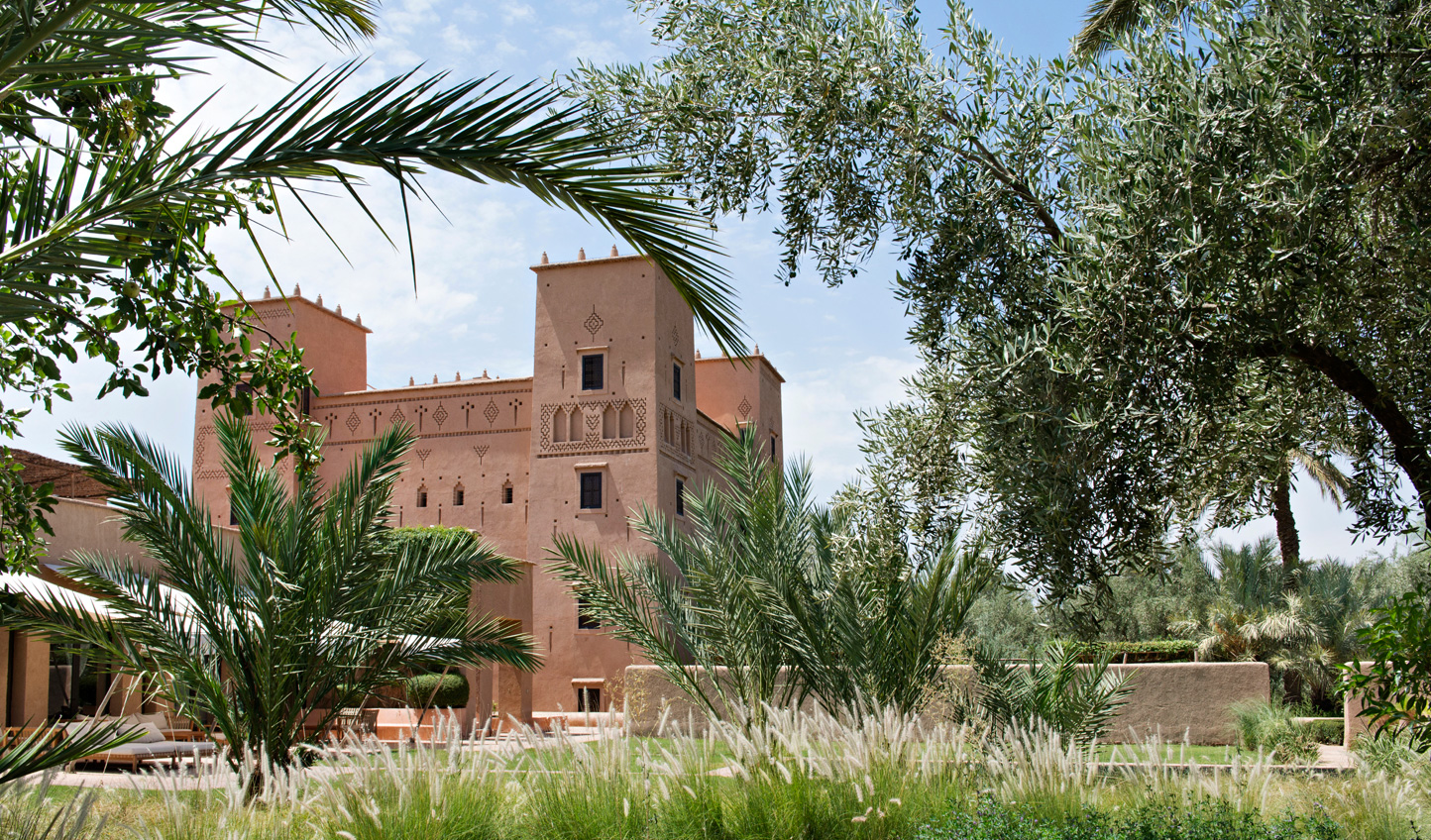 Retreat to Dar Ahlam for a couple of days