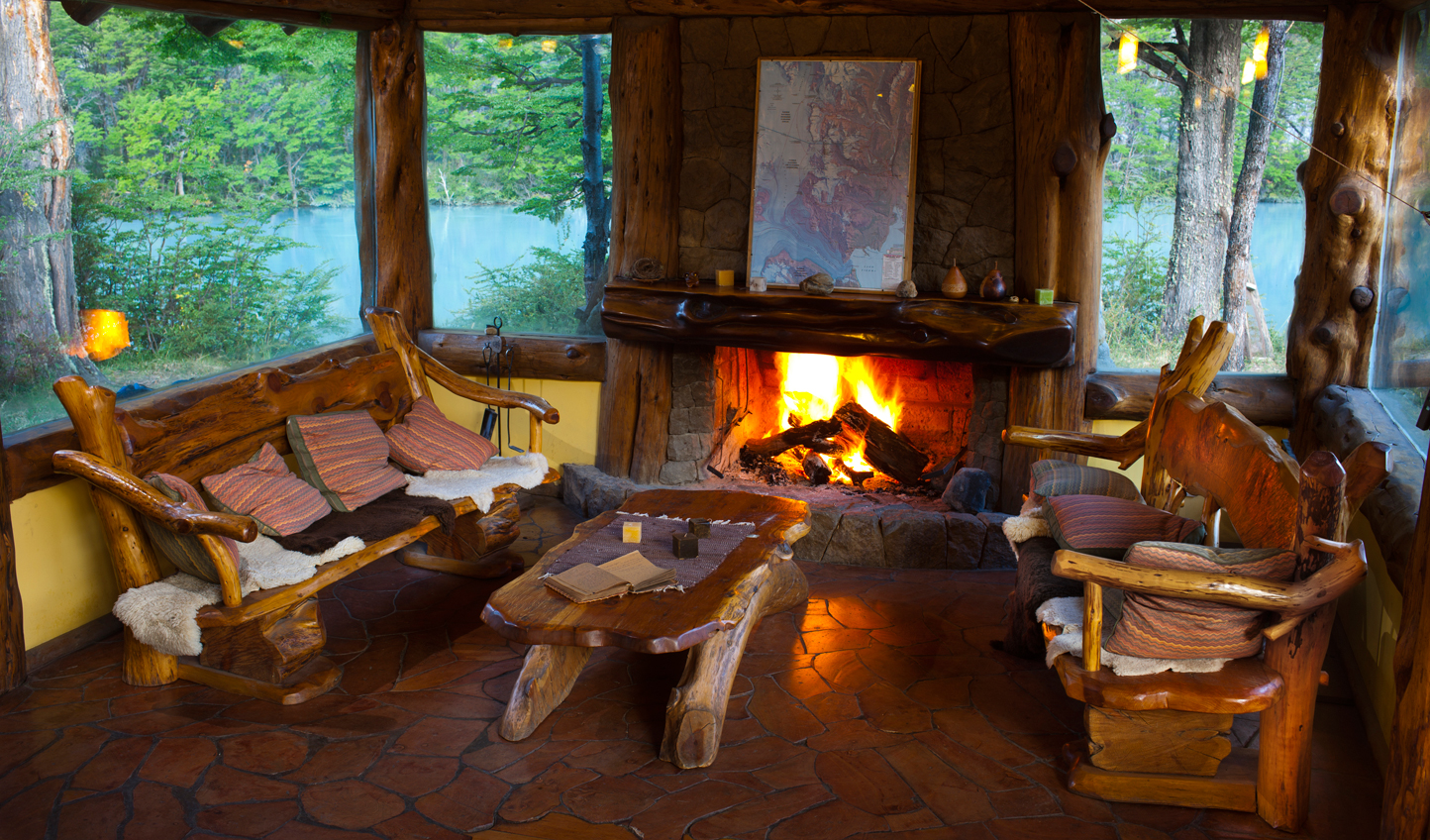 Cosy up by the fire