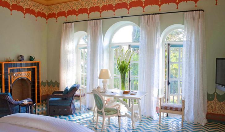 Palazzo Margherita Luxury hotel in Italy