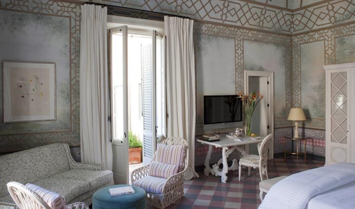 Palazzo Margherita Guestrooms