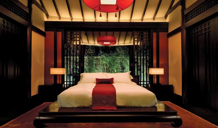 Suite at Banyan Tree Lijiang