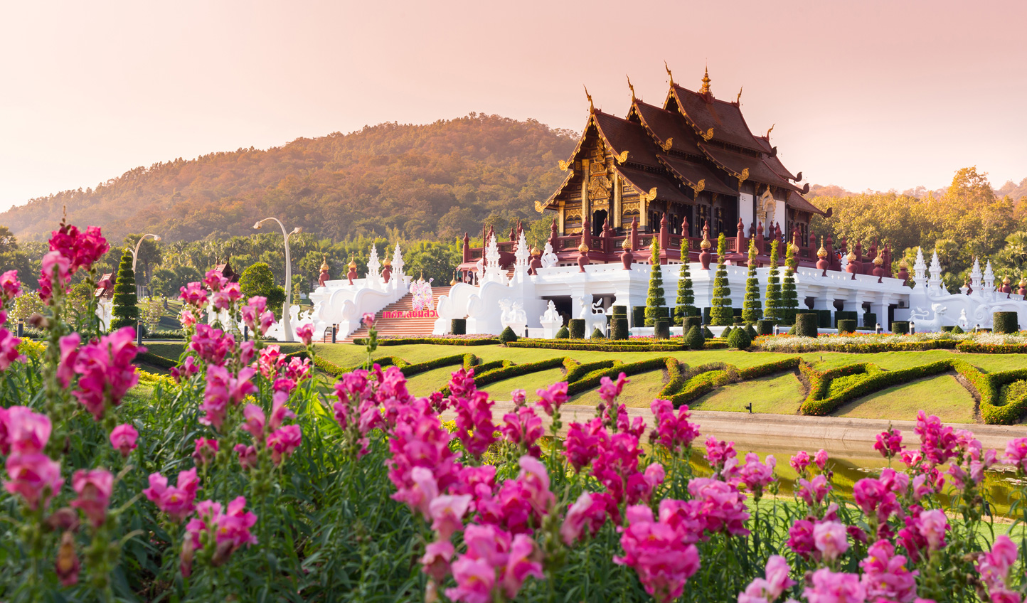 Jounrey to Thailand's cultural heart in Chiang Mai