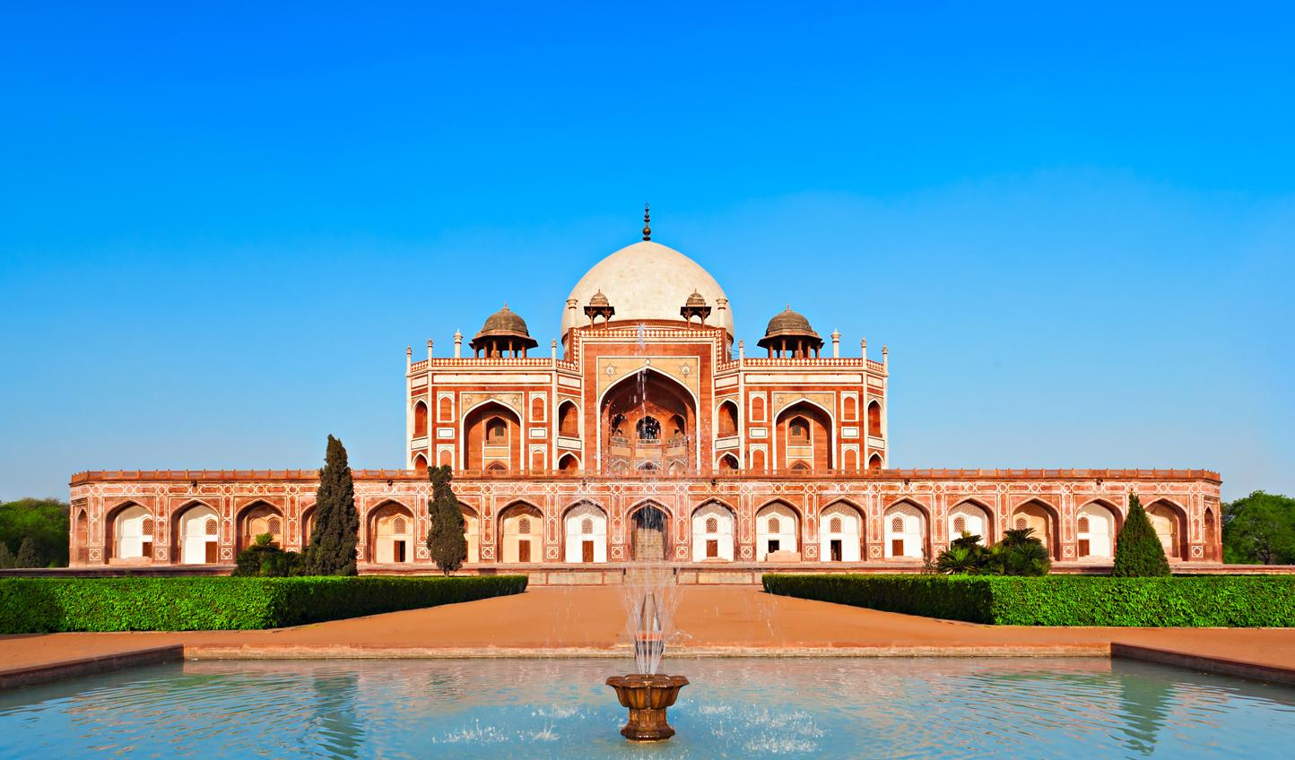 Kick start the culture at Humayun's Tomb in Delhi