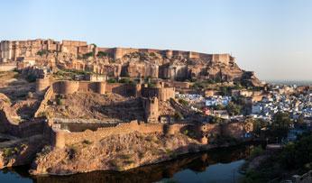 Mehrangarh-Fort India