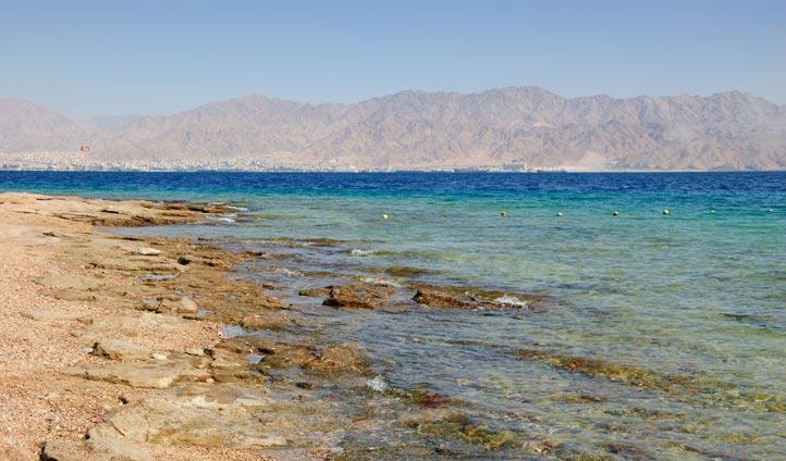 Gulf of Aqaba, Jordan
