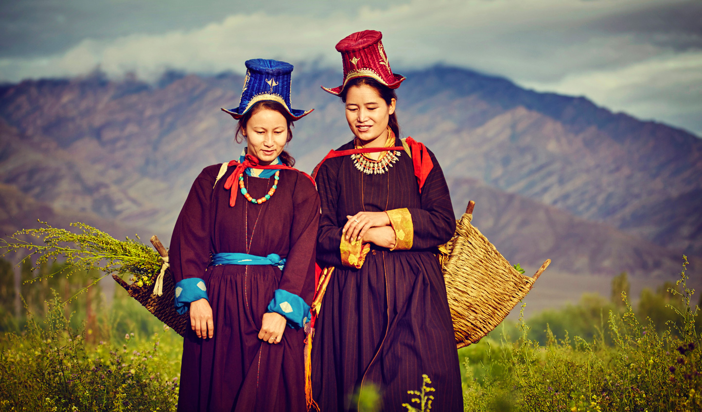Meet the local people of Ladakh