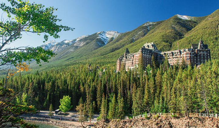 A fairytale escape in the heart of Alberta
