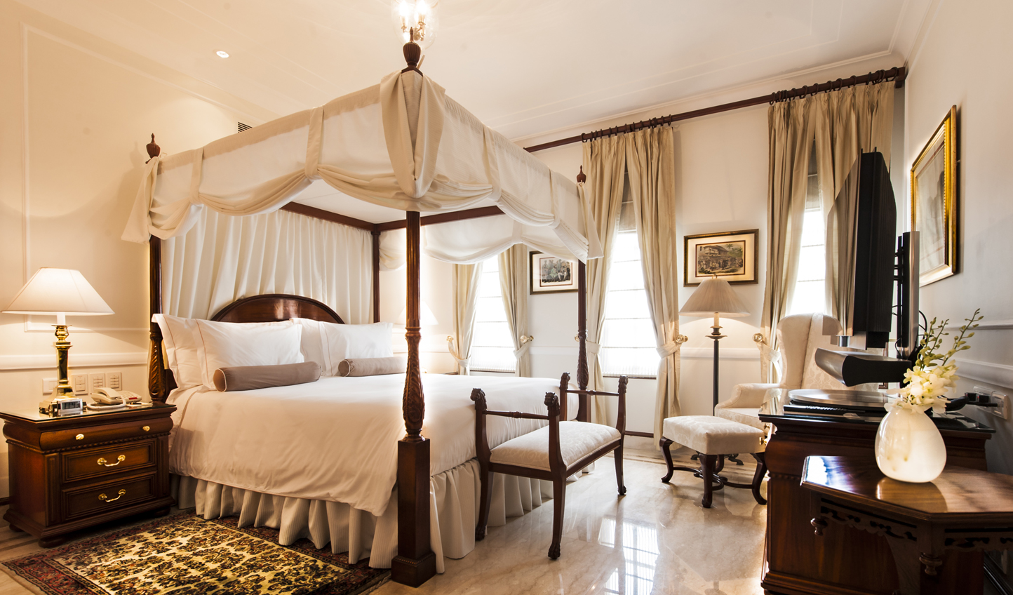Colonial luxury at The Imperial in Delhi