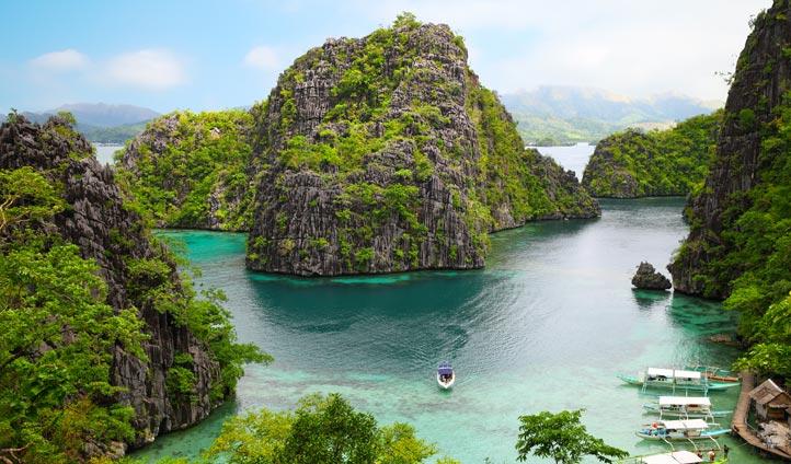 Coron Bay, Philippines