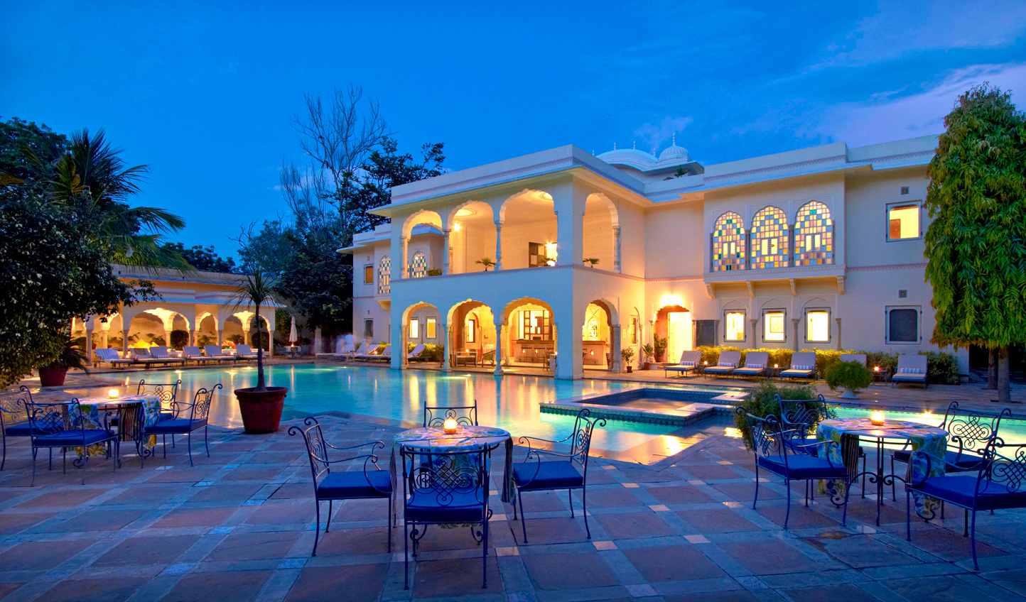 A place of tranquility and elegance
