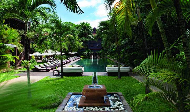 A tranquil escape to Belmond La Residence d'Angkor