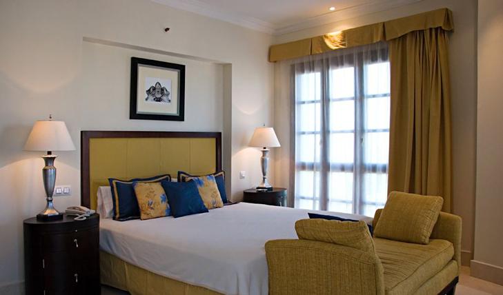 The Saratoga hotel Cuba