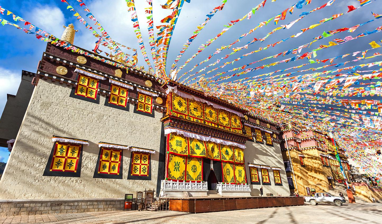 Songzanlin-Monastery