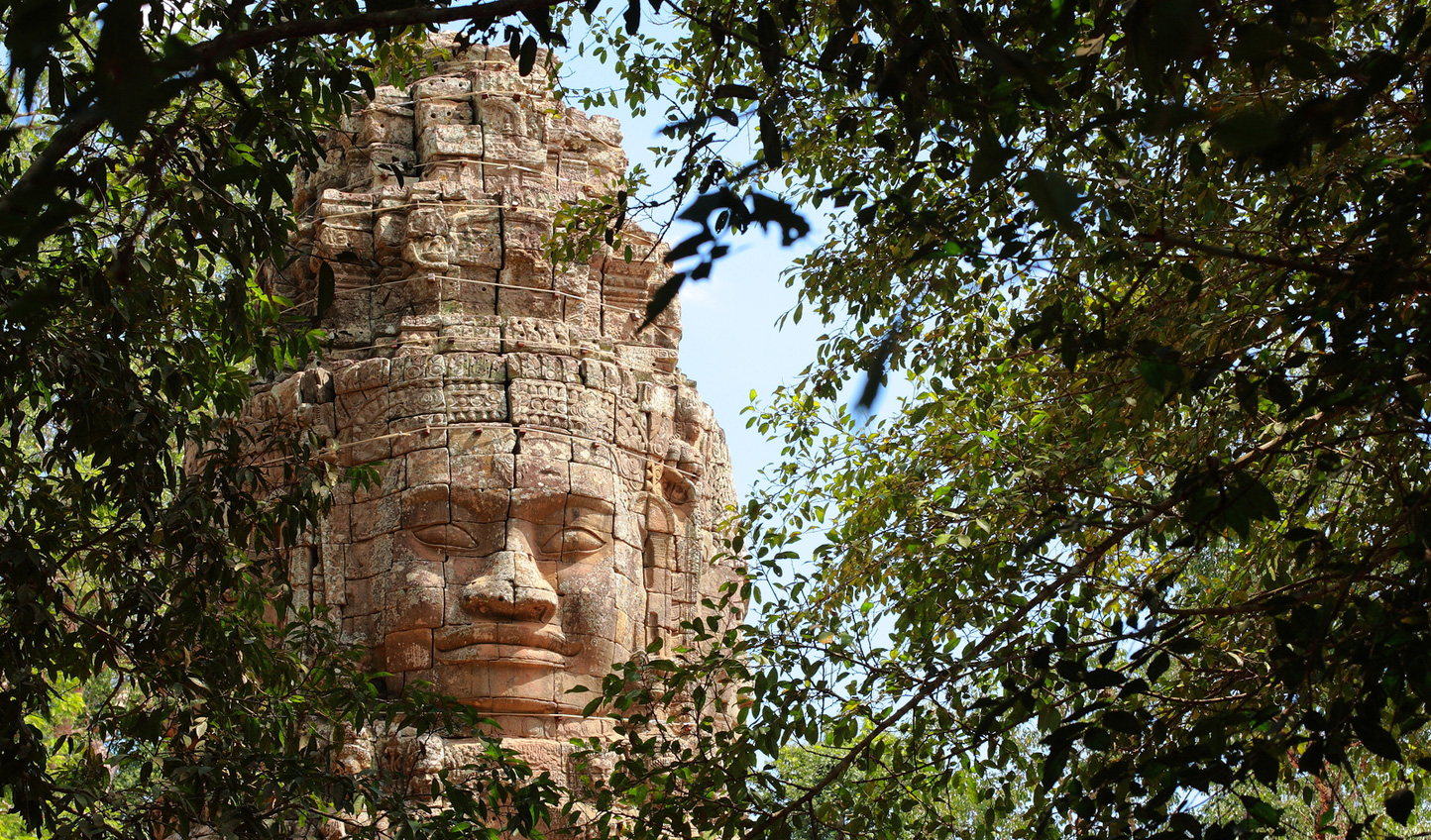 Discover lost civilizations at Ta Prohm
