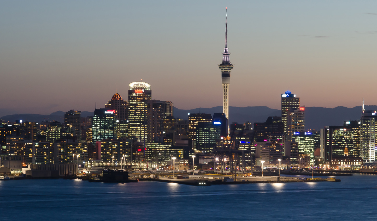 Kickstart your adventure in Auckland