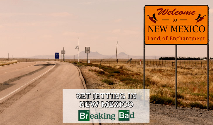 Breaking Bad | Set Jetting