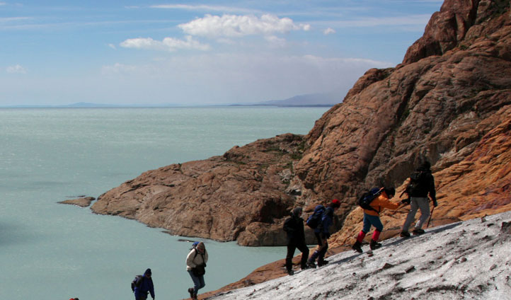 Viedma Glacier, El Chalten Argentina