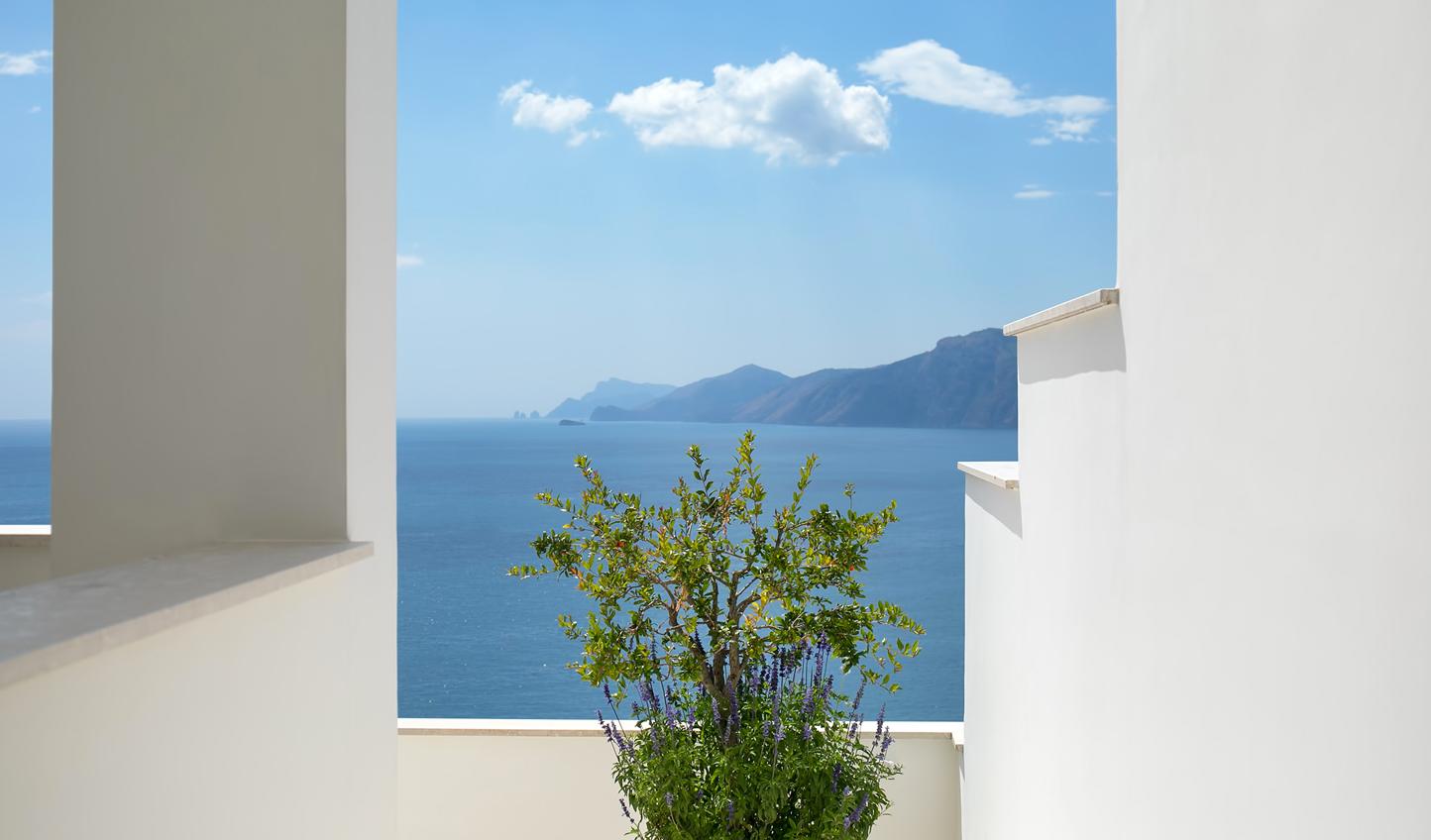 Endless azure views