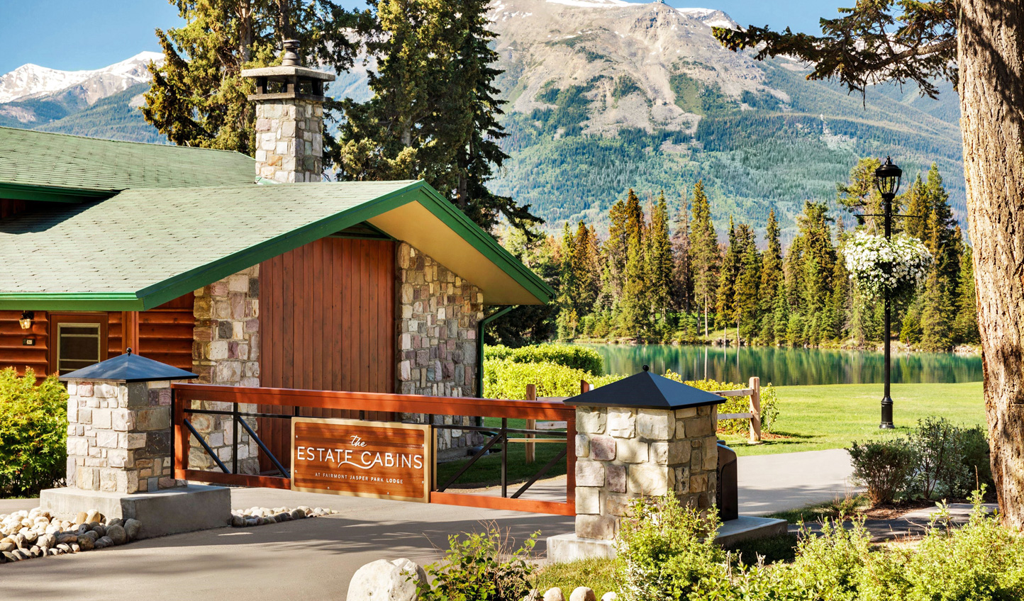Discover your own quiet corner from which to explore Jasper