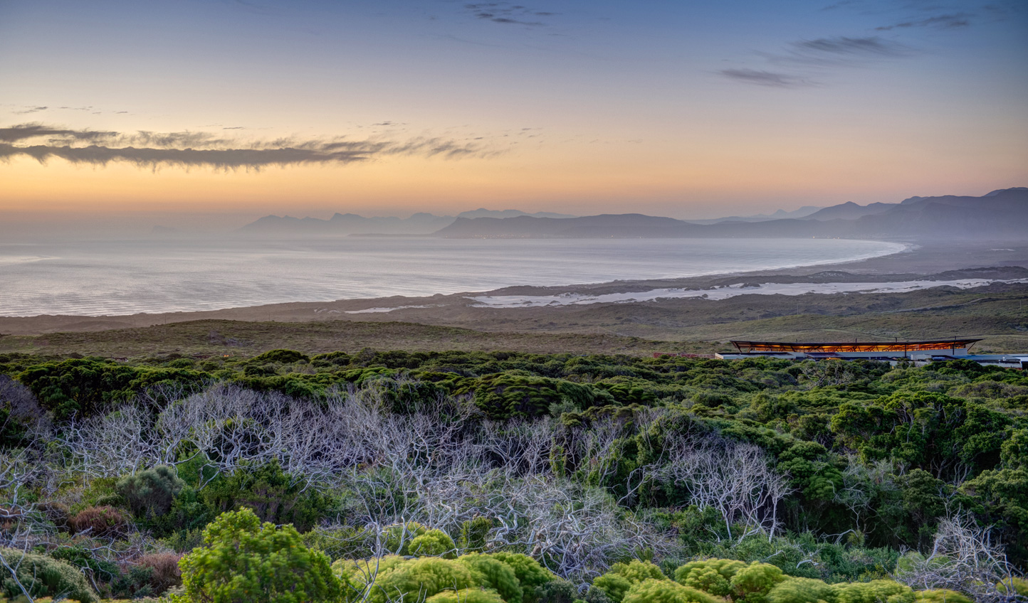 An escape to nature at Grootbos Private Reserve