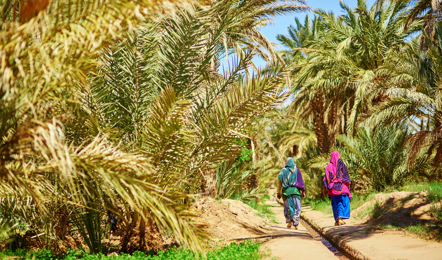 Get to know the people of Merzouga