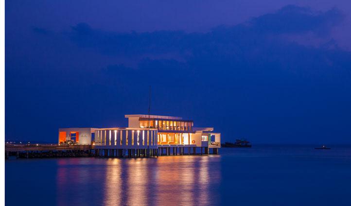 Lonu restaurant, amilla fishi, maldives