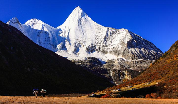 Shangri-La landscape