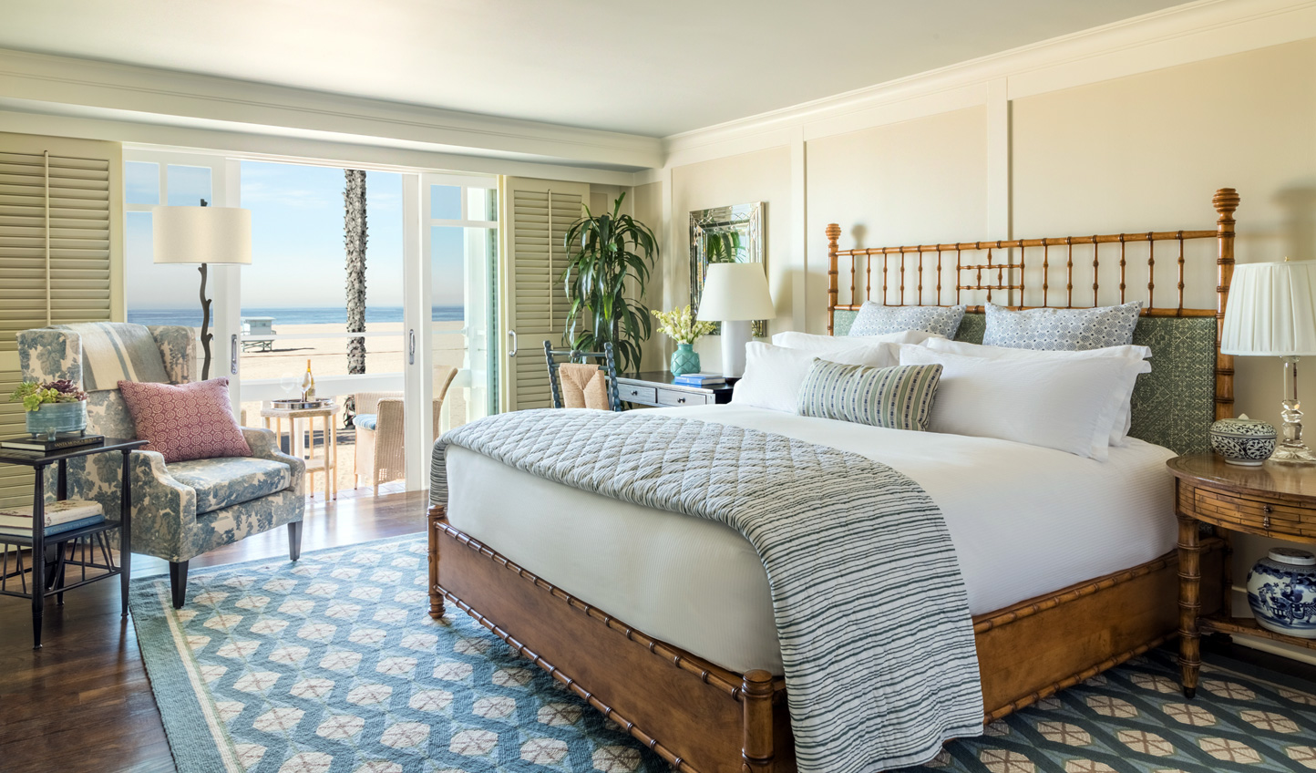 Ocean views out of your suite