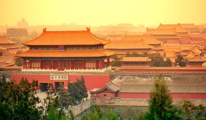 Beijing City, China