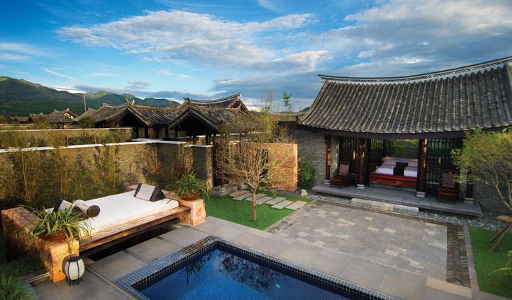 Pool Villa Banyan, China