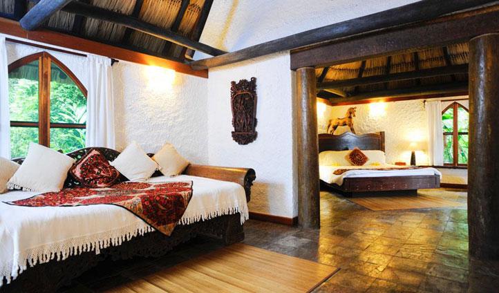 Bedroom, Chaa Creek, Belize