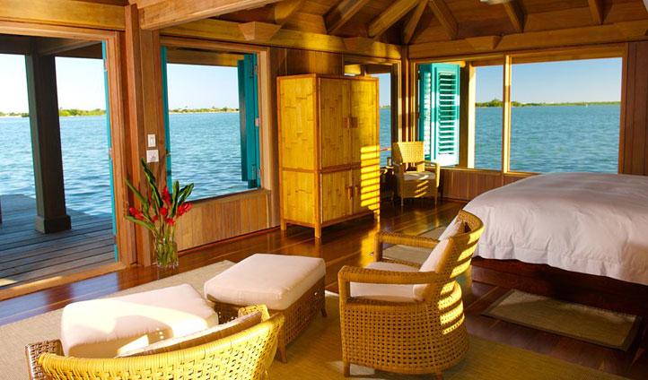 Villa, Cayo Espanto, Belize