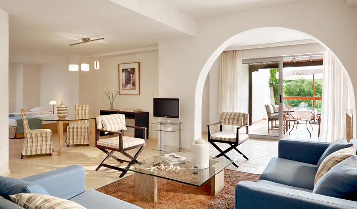 Grand Suite, Eagles Palace, Greece