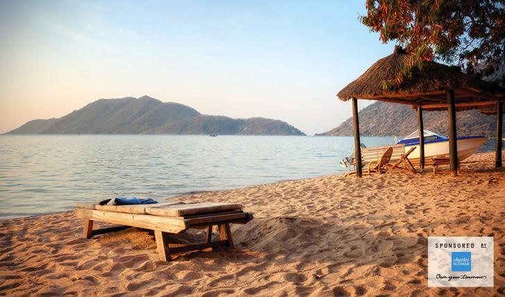 Beach on Lake Malawi