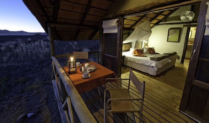 Luxury holidays in Namibia