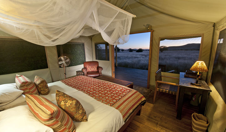 Suite, Desert Rhino Camp, Namibia