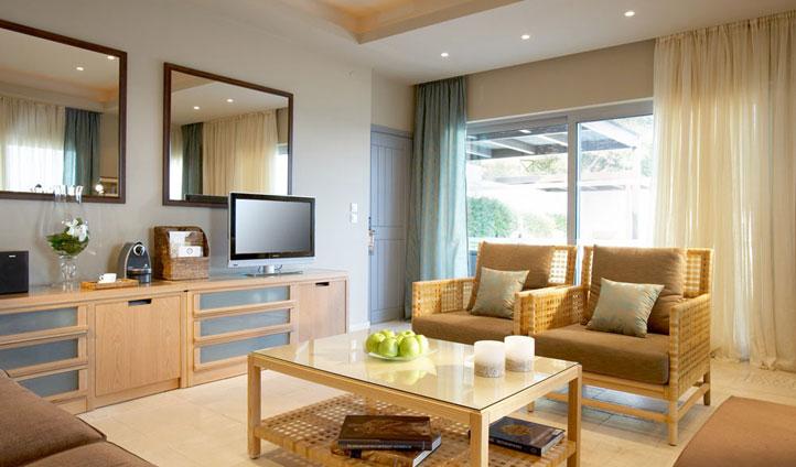Lounge, Eagles Palace, Greece