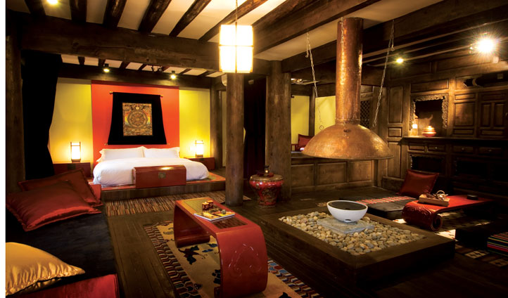 Spa Suite, Banyan Tree Ringha