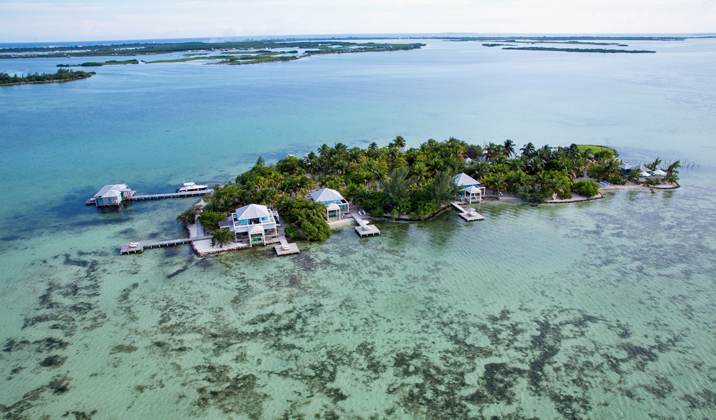 Nestled in the West Caribbean waters, Cayo Espanto is your island hideaway