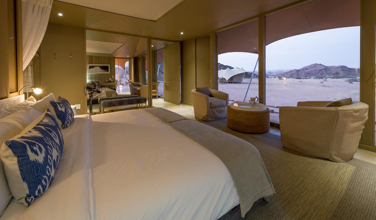Your luxury den in the desert