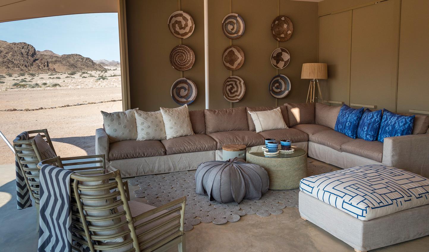 Slip into desert luxury