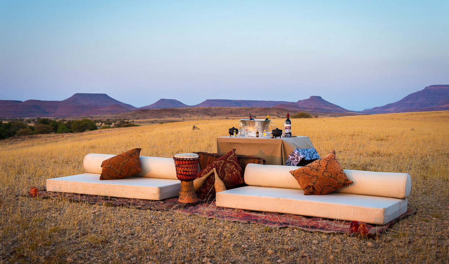 Track down an unbeatable spot for those sundowners