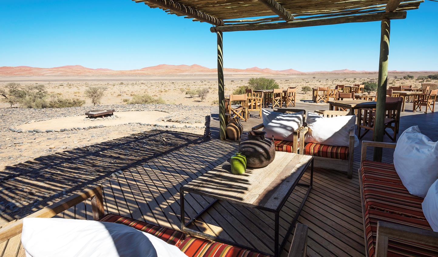 Explore the wonder of Namibia from Kulala Desert Lodge
