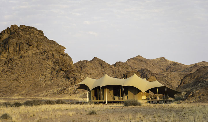 Hoanib Camp, Skeleton Coast, Namibia