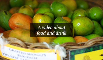 British Virgin Islands food and drink - thumb