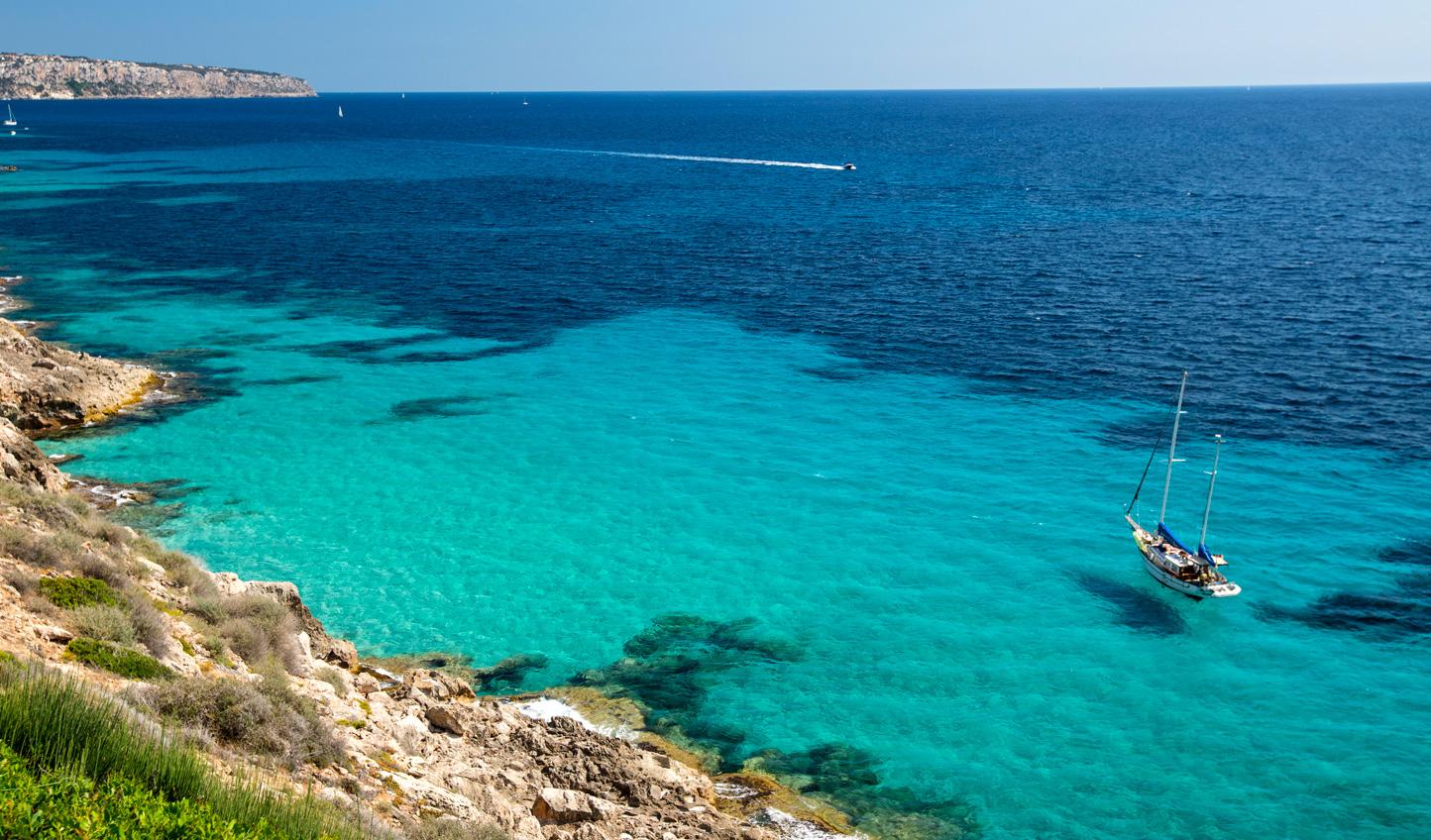 Set sail on the Mediterranean