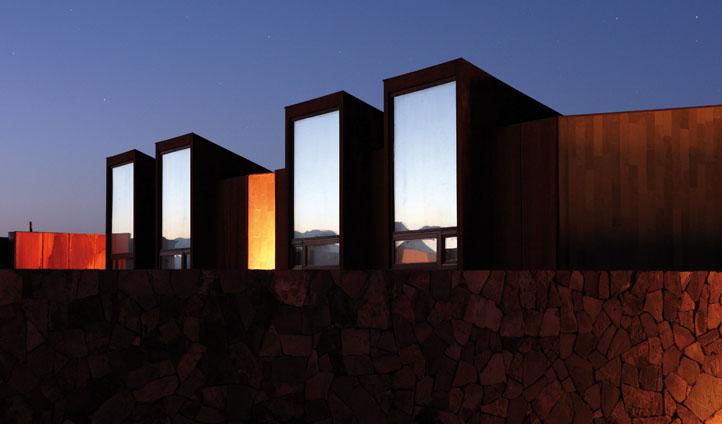 The incredible design of Teirra Atacama Resort, Chile