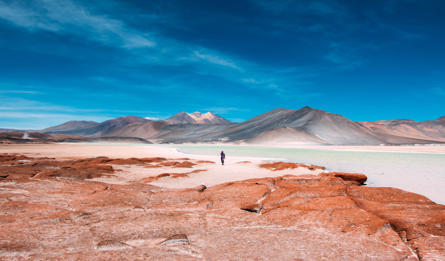 Lose yourself amid Chile's sweeping landscapes