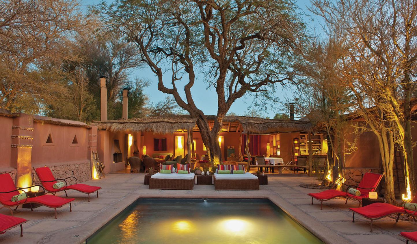 Find your own desert oasis at Awasi Atacama
