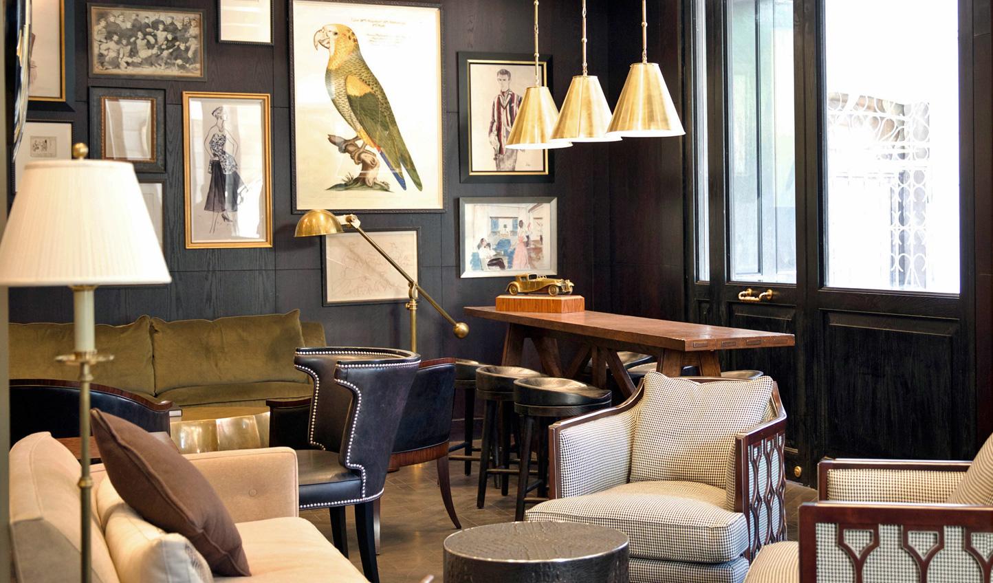 A stylish stay at The Singular Santiago